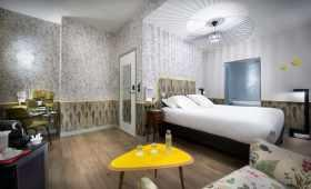 Crayon Rouge Hotel - Sans Moderation Junior Suite