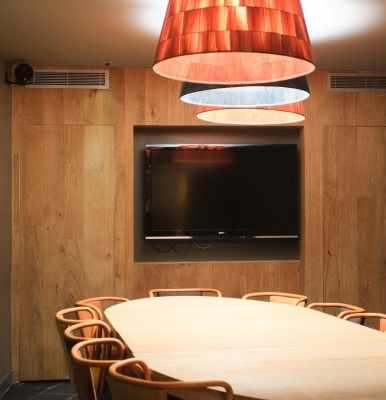 Hidden Hotel - Meeting Room